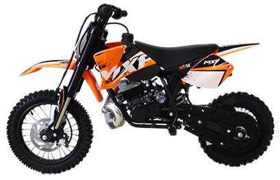 comprar mini moto mxf minicross mini cross 50cc 50 cc 2t 2 t laranja apenas r. Black Bedroom Furniture Sets. Home Design Ideas