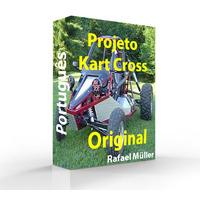 Projeto Kart Cross, Gaiola, Buggy, Kart, 104 Págs