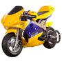 Mini Moto Speed Bk - R6 49cc Mono Cilindro