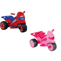 Moto Elétrica Infantil 6v 4ah 20w Speed 3km/hr Brink+