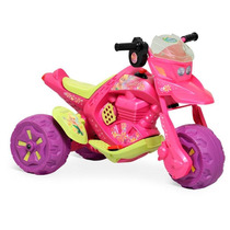 Moto Elétrica Tinker Bell Disney Original El 6v Bandeirante