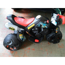 Moto Elétrica Batman