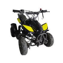Mini Quadriciclo Gasolina 2t 49cc O Mais Top Partida Suave
