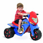 Moto Elétrica Infantil Ban Moto Cross El 6 Vts 2 A 7 Anos