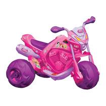 Moto Elétrica Princesas Disney El 6v - Bandeirante