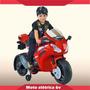 Moto Elétrica Infantil Honda 1000-650 Adventure Biemme