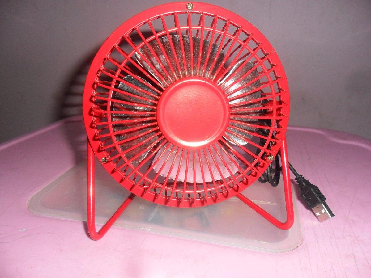 Mini ventilador de mesa usb r 25 00 no mercadolivre - Ventilador de mesa ...