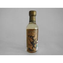 Miniatura De Tequila Chamucos 100%agave 50ml Vidro