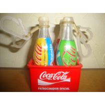 Coleção Garrafinhas Coca-cola - Atenas 2004