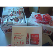 Mini Garrafinhas Da Coca Cola