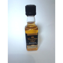 Miniatura Whisky Canadian Club Reserve 9 Years 50 Ml