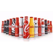 Mini Garrafinhas Da Galera Coca Cola 2015 Completa Engradado