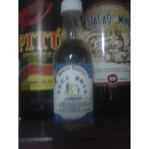 Garrafa Miniatura Cachaca Agua Doce 50ml