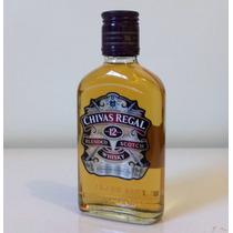 Whisky Chivas 12 Anos 200ml - Importado!