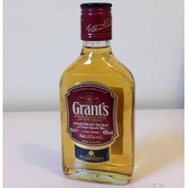 Whisky Grants 8 Anos 200ml Importado!