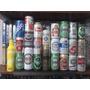 Coleção Latas Cerveja - Importadas E Nacionais