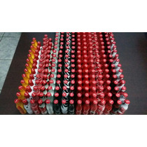 Mini Garrafinhas Da Galera Coca Cola.