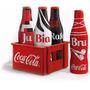 Mini Garrafinhas Da Galera Coca-cola Todos Os Modelos...