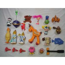 Kit Brinquedos Infantis Plástico Vários Modelos Para Criança