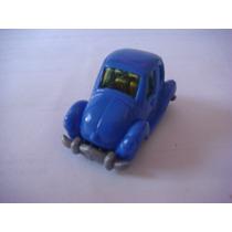 Kinder Ovo- Carros Azul - (k96 N86) -(j171)