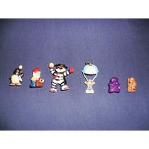 Bonequinhos Kinder Ovo (4) E Mc Donald (1) + (1) Miniatura