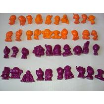 Panini 40 Bonecos Pequenos A Formato Geloucos
