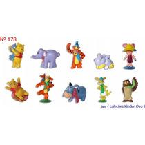 Kinder Ovo - Coleção Completa - Winnie Pooh Herbst (zaini)