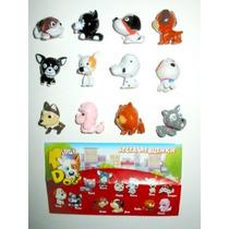 Kinder Ovo - Coleção Completa - Lovely Dogs ( Landrin )