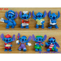 Kinder Ovo - Coleção Completa - Stitch Profissões