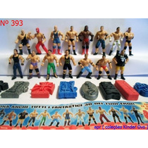 Kinder Ovo - Coleção Completa - Wrestling