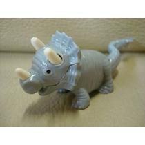 Brinquedo Kinder Ovo Coleção Natoons Dinossauro Mpg Un007