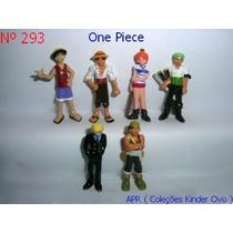 Kinder Ovo - Coleção Completa - One Piece