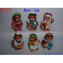 Kinder Ovo - Coleção Completa - Bon - Sai