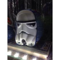 Capacete Stormtrooper Darth Vader Star Wars Com Chaveiro Dog