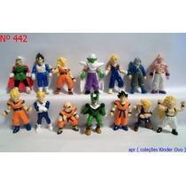 Kinder Ovo - Coleção Comp. - Dragon Ball Z - Dolci Preziosi