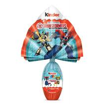 3x Ovos De Páscoa Kinder Maxi Transformers Minions Ferrero