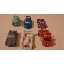 Kinder Ovo - Lote Cars + Dinossauros Natoons - 9 Peças