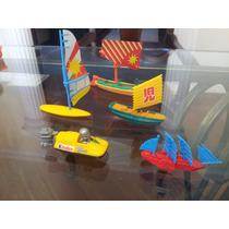 Coleção Miniaturas De Barcos - Surpresa Kinder Ovo