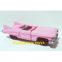 Coleção Kinder Ovo Ferrero Miniatura Cadillac Pink Rosa