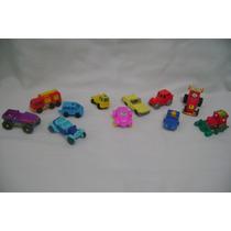 Lote Carros Miniatura Kinder Ovo