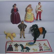 Kinder Ovo - Coleção Completa - Princesa Sissi (saban)