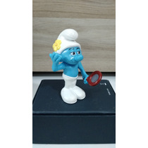 Brinquedo Mc Donald Smurf Vaidoso Usado