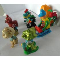 Miniatura Kinder Ovo - Coleçao Com Diversos Animais