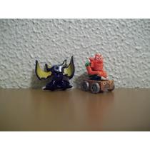 E8 Miniatura Kinder Ovo - 2 Monster Hotel - Faltam Peças