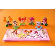 Kinder Ovo - Coleção Completa - Pop Pixie 2011