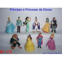 Kinder Ovo - Coleção Compl. - Principes E Princesas Disney