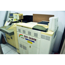 Minilab Noritsu Qss2600e