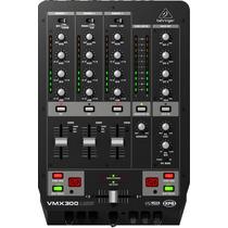Vmx300usb Mixer Dj Behringer 3 Canais Vmx 300 Usb Vmx300 Usb