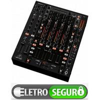Mixer Nox 606 Usb Behringer Profissional 6 Canais C/ Efeitos