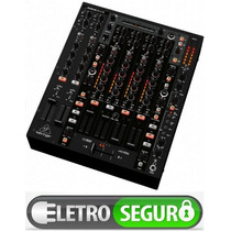Mixer Profissional Pra Dj De 6 Canais / Mesa Para Mixagem Dj